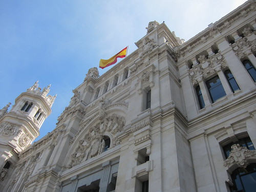 Palacio Cibeles. Madrid
