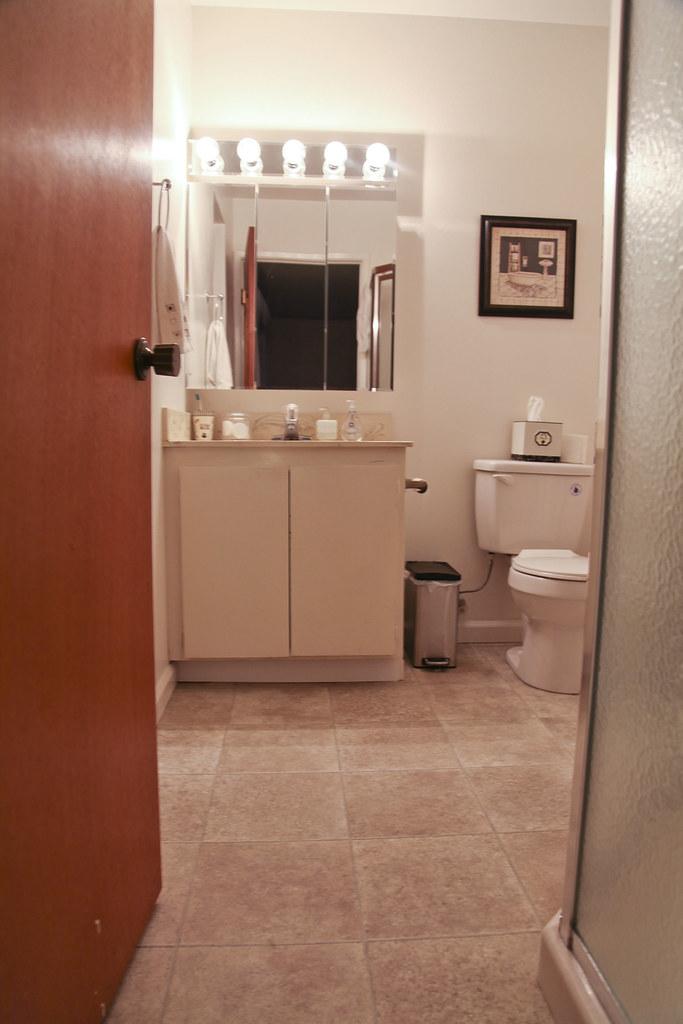 Bathroom Complete!
