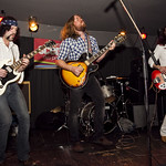 Prairie Scene with The Sheepdogs and The Stanfields