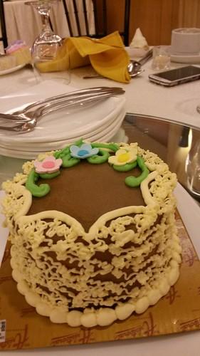 Aristocrat cake
