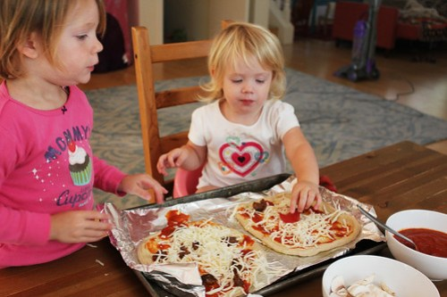 Pizza party.