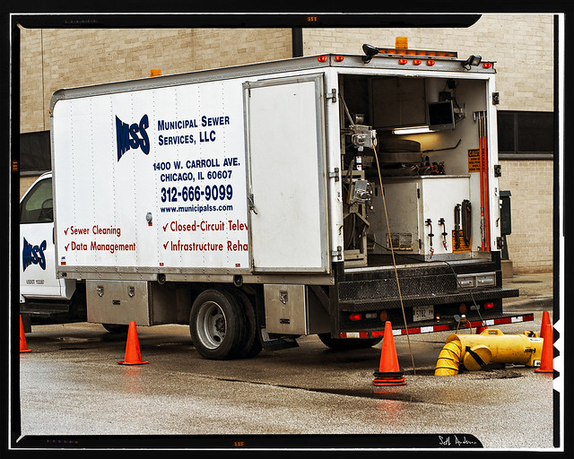 Sewer Cleaning and Data Management