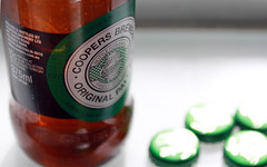Coopers Bottle and Caps