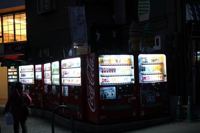 日本販賣機