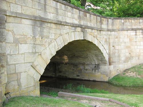 Fox Creek S Bridge
