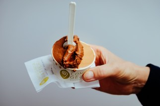 Salone del Gusto 2016: Via  del Gelato - chocolate