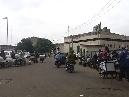 Downtown Ibadan - Oyo State. by Jujufilms