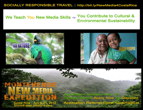 Socially Responsible Travel: Costa Rica