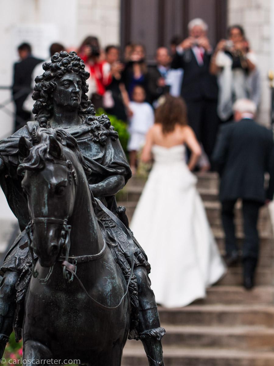 Día de bodas en Saint-Jean-de-Luz