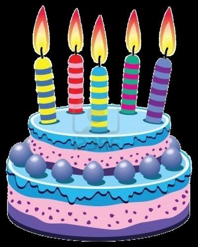 Aniversario 5 años blog