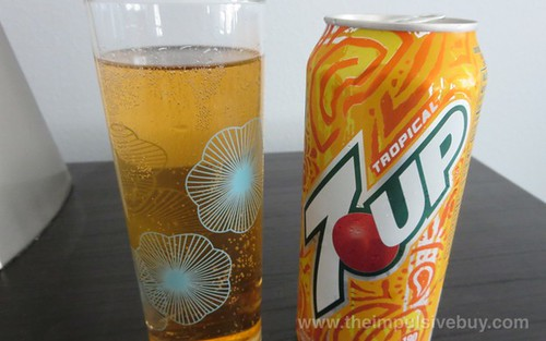 Tropical 7Up Closeup