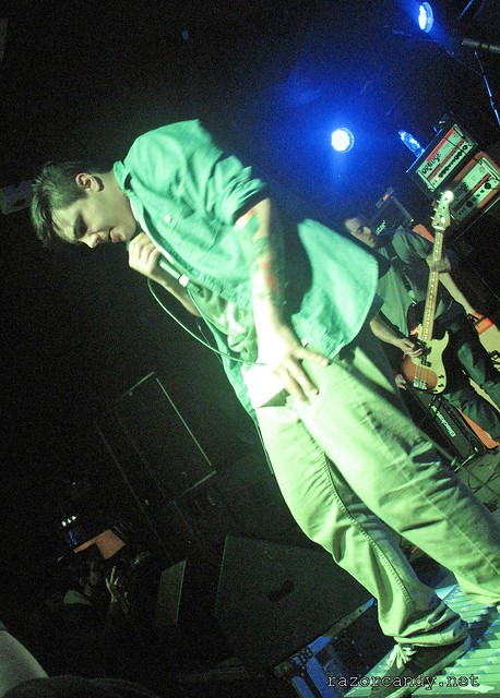 Stray From The Path - Slade Rooms - 16th April, 2012 (6)