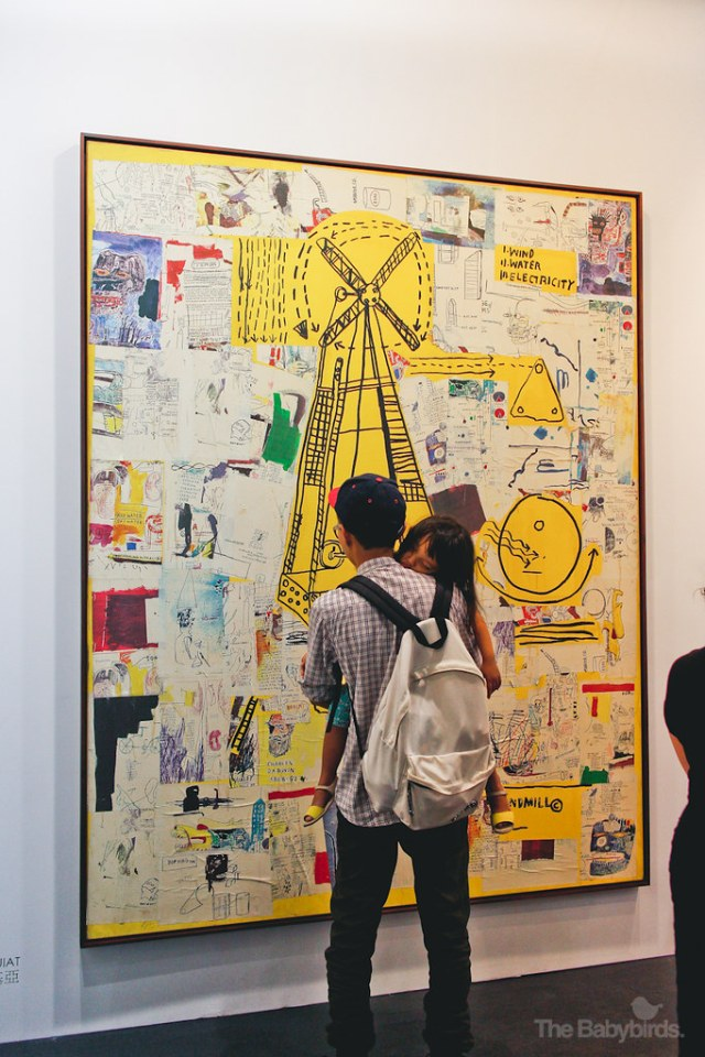 HelloHK - Day 4 : Art Basel