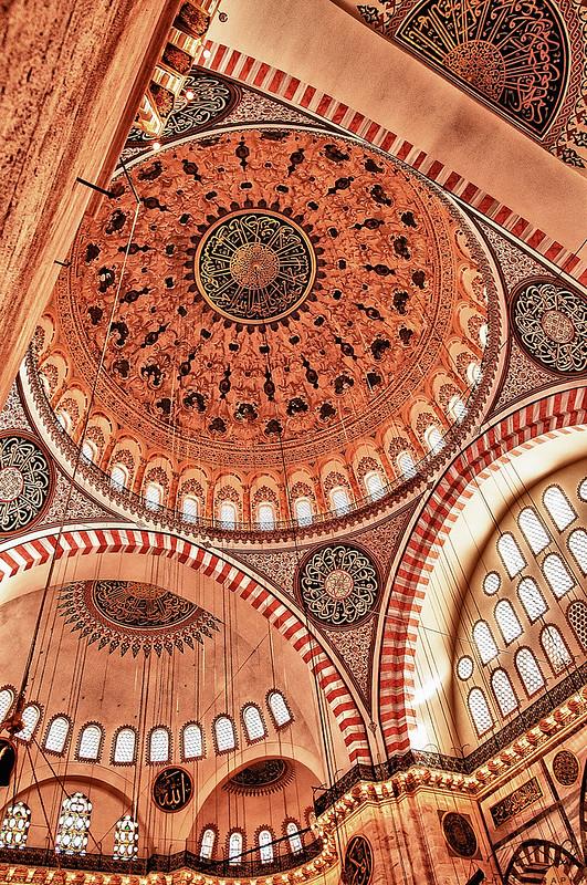 Cami Süleymaniye (Süleymaniye Mosque)