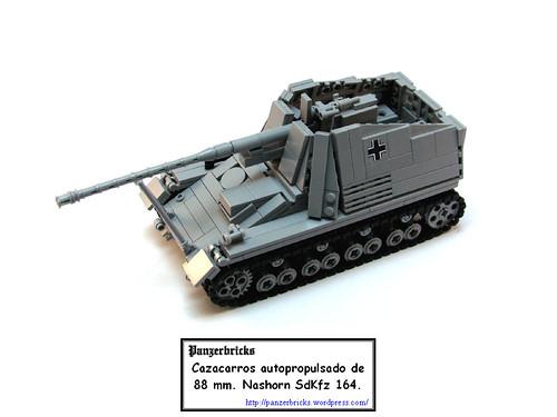 Nashorn SdKfz 164 de Panzerbricks