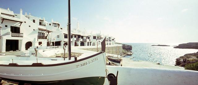 Binibèquer. Menorca. October 2010
