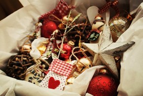 Image result for christmas decorations down