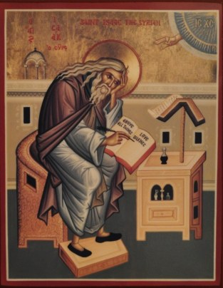 St. Isaac the Syrian Icon