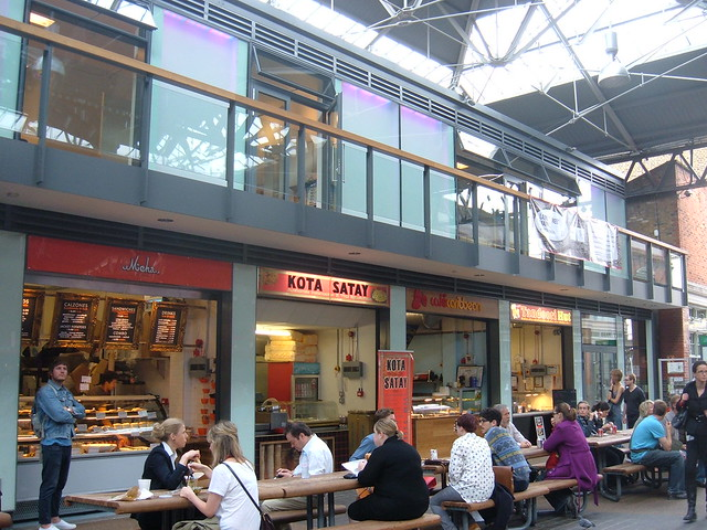Spitalfields Market Londres