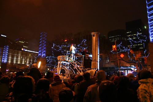 Winter Light Illuminations 2011