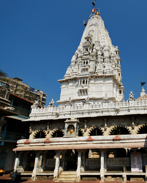 Babulnath Temple Mumbai An Ancient Temple With The