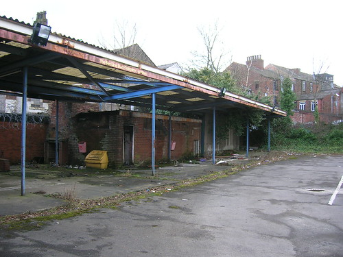 Oldham Coach Station