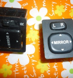 side mirror switch toyota u0026 daihatsu a photo on flickriver puch wiring diagram side mirror [ 1024 x 768 Pixel ]