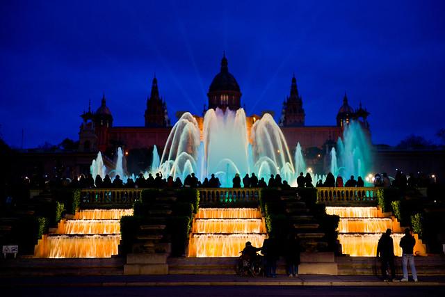 Magic Fountain of Montjuc  1  Magic Fountain of