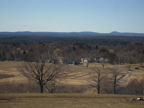 View from Gibbet Hill
