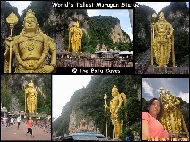 World's Tallest Murugan Statue
