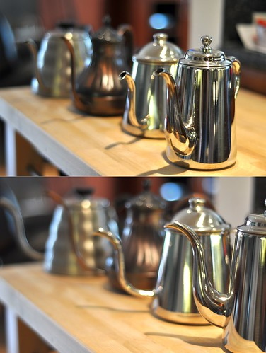 Coffee Hand-Drip Kettle Lineup