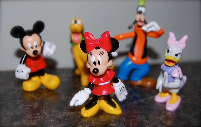 Mickey Mouse & Friends!