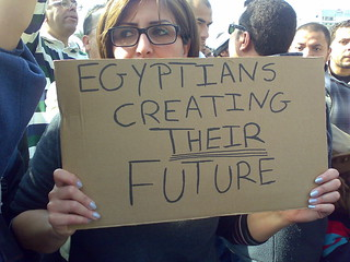 Egyptians Creating Their Future