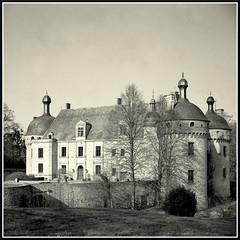 Chateau de La Roche. Creuse 23, France (2)