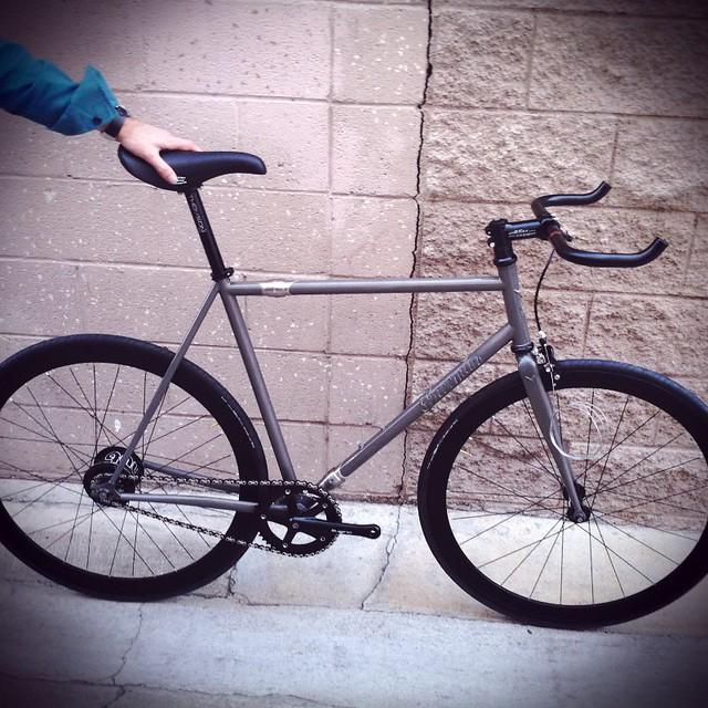 New bike sneak peek