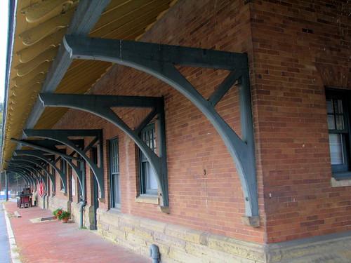 Marion, Va Train Station