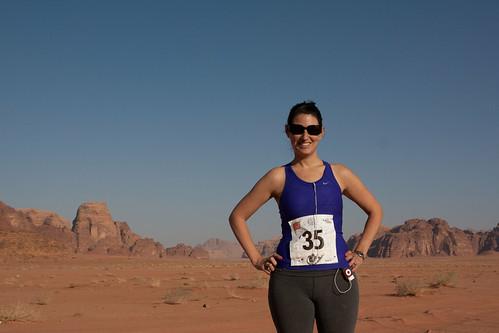 [ 133 ] my first half marathon!