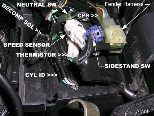 2008 Yamaha Warrior Wiring Diagram