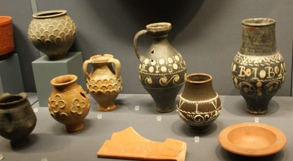 Roman Pottery - Sharing