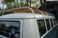 vw bus roof rack   Flickr - Photo Sharing!