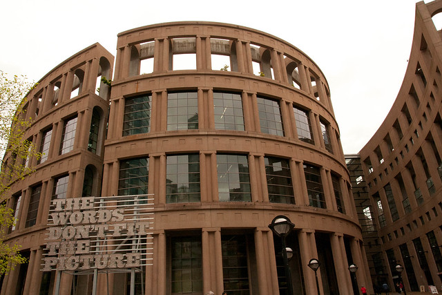 Vancouver Public Library Central Location