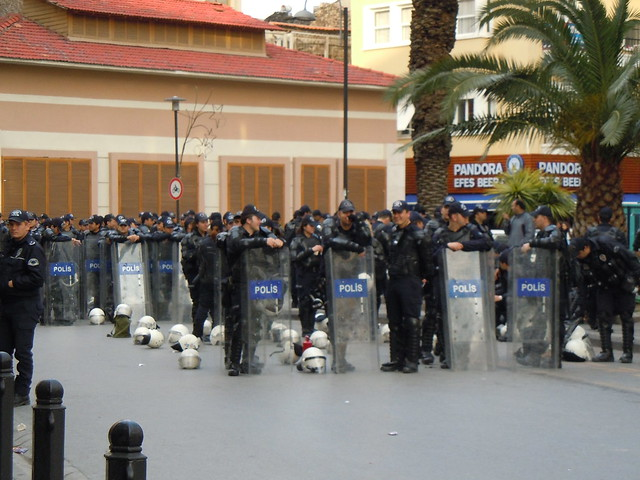 Turkish Police