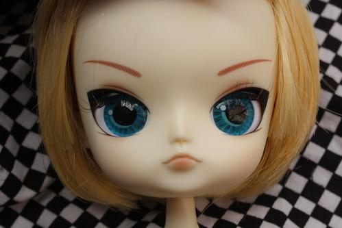 Len Face Up