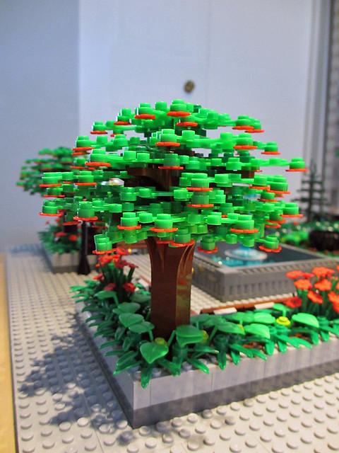LEGO Tree - Fruit 1