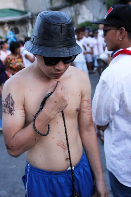 Siniloan Good Friday 2012 - 7