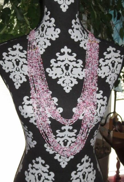 beaded neckalce