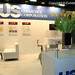 US Cosmetics Cosmetic Industry ExhibitCraft NJ Trade Show Display