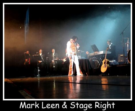 Mark Leen and Stage Right