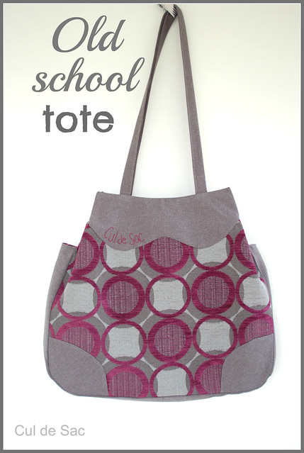 Eco-friendly shoulder bag