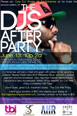 DJ Schemes Hosts DJs After Party